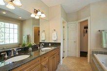 Craftsman Interior - Master Bathroom Plan #137-332