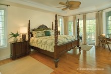House Plan Design - Country Interior - Master Bedroom Plan #930-111
