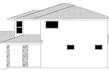 Contemporary Exterior - Other Elevation Plan #943-49