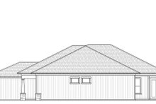 Architectural House Design - Craftsman Exterior - Other Elevation Plan #938-100