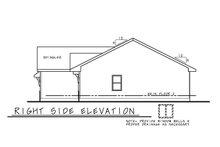 Farmhouse Exterior - Other Elevation Plan #20-2363