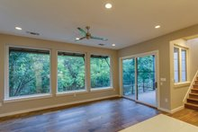 Contemporary Interior - Family Room Plan #935-7