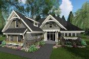Craftsman Style House Plan - 3 Beds 2.5 Baths 2300 Sq/Ft Plan #51-584