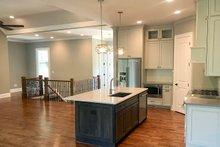 Dream House Plan - Craftsman Interior - Kitchen Plan #437-94