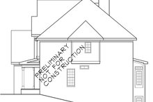 Dream House Plan - Traditional Exterior - Other Elevation Plan #927-756