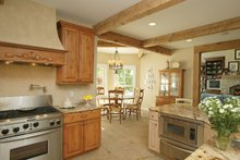 Country Interior - Kitchen Plan #57-628
