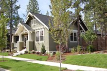 House Plan Design - Craftsman Photo Plan #434-17