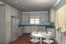 House Design - Cottage Interior - Other Plan #44-165