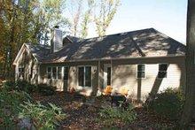 Dream House Plan - Craftsman Exterior - Rear Elevation Plan #928-150