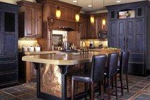 Craftsman Interior - Kitchen Plan #928-36