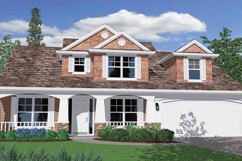 Traditional Style House Plan 4 Beds 2 5 Baths 2166 Sq Ft