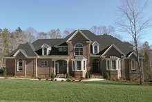 Country Exterior - Front Elevation Plan #453-182