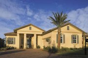 Classical Style House Plan - 3 Beds 2 Baths 1832 Sq/Ft Plan #930-396 Exterior - Front Elevation