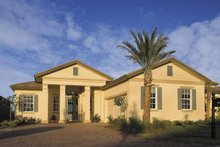 Home Plan - Classical Exterior - Front Elevation Plan #930-396