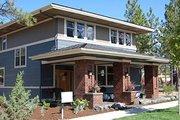 Prairie Style House Plan - 3 Beds 2.5 Baths 1990 Sq/Ft Plan #434-15