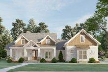 Architectural House Design - Farmhouse Exterior - Front Elevation Plan #923-197