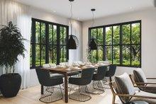 Architectural House Design - Farmhouse Interior - Dining Room Plan #23-2725