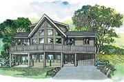 House Plan - 3 Beds 2 Baths 1692 Sq/Ft Plan #47-372