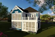 Craftsman Style House Plan - 3 Beds 2.5 Baths 2815 Sq/Ft Plan #70-1426