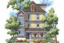 Home Plan - Craftsman Exterior - Front Elevation Plan #930-169