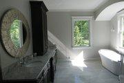 European Style House Plan - 4 Beds 3.5 Baths 4678 Sq/Ft Plan #1057-2 Interior - Master Bathroom