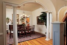 Country Interior - Dining Room Plan #37-249