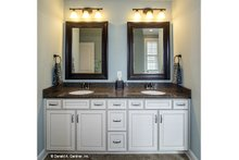 Country Interior - Master Bathroom Plan #929-610