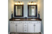 House Plan Design - Country Interior - Master Bathroom Plan #929-610