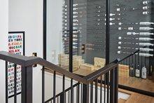 Contemporary Interior - Entry Plan #928-291