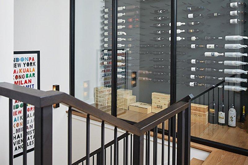 Contemporary Interior - Entry Plan #928-291 - Houseplans.com