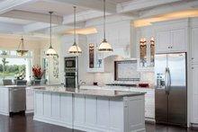 Classical Interior - Kitchen Plan #1058-83