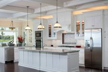 Home Plan - Classical Interior - Kitchen Plan #1058-83