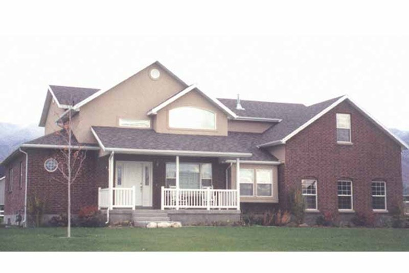 Country Exterior - Front Elevation Plan #945-39 - Houseplans.com