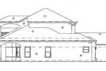 House Plan Design - Mediterranean Exterior - Other Elevation Plan #417-572