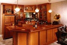 Dream House Plan - LL Family Room Wet Bar