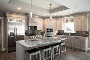 Prairie Style House Plan - 5 Beds 3 Baths 3718 Sq/Ft Plan #928-279 Interior - Kitchen