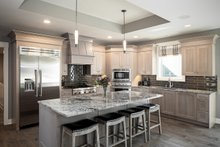 Dream House Plan - Prairie Interior - Kitchen Plan #928-279