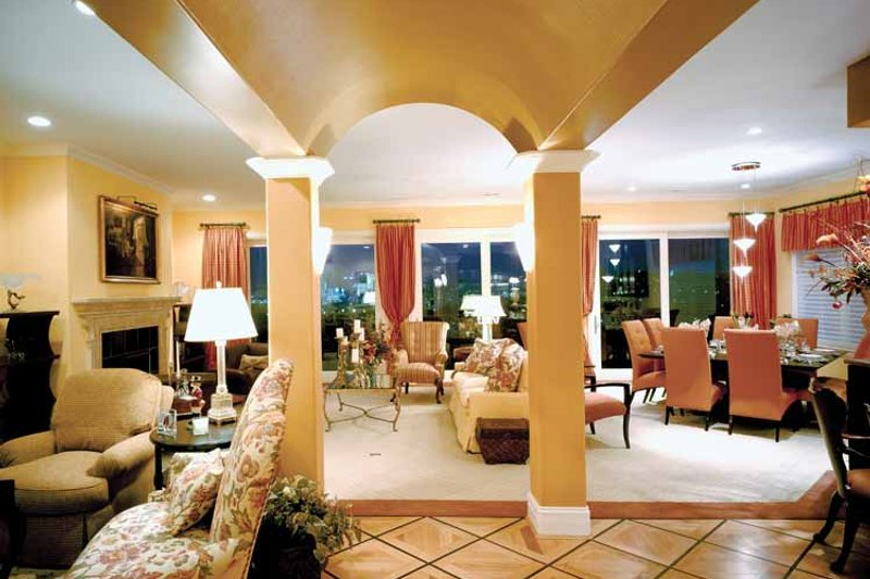 European Interior - Other Plan #46-757 - Houseplans.com
