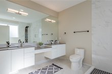 Modern Interior - Master Bathroom Plan #1066-67