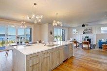 Contemporary Interior - Kitchen Plan #569-40
