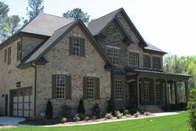 Home Plan - Traditional Exterior - Front Elevation Plan #927-230