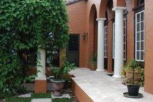 Dream House Plan - Mediterranean Exterior - Other Elevation Plan #1058-18