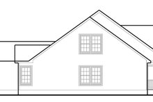 Architectural House Design - Country Exterior - Other Elevation Plan #1053-75