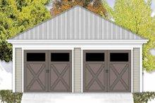Dream House Plan - Exterior - Front Elevation Plan #306-131