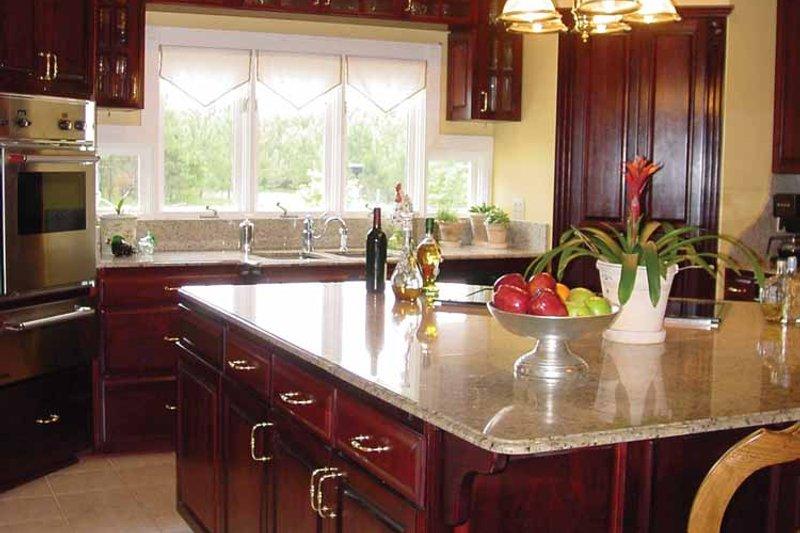 Colonial Interior - Kitchen Plan #44-205 - Houseplans.com