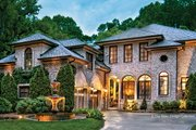 Mediterranean Style House Plan - 3 Beds 2.5 Baths 2909 Sq/Ft Plan #930-70 Exterior - Front Elevation