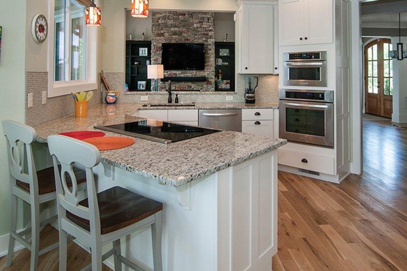 Craftsman Interior - Kitchen Plan #929-407 - Houseplans.com