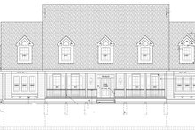 Home Plan - Colonial Exterior - Front Elevation Plan #328-460