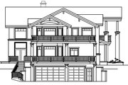 Craftsman Style House Plan - 4 Beds 4.5 Baths 4506 Sq/Ft Plan #124-516