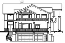 Home Plan - Craftsman Exterior - Other Elevation Plan #124-516